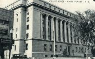 White Plains, Built 1915, Arch- Benjamin W. Morris, Contr- John T. Brady & Co.,  Razed 1977 for shopping are