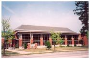 *Warsaw, Courts Bldg Addition, Built 1998, Arch- SWBR, Contr-  LJG General Contractors and Sunset Constr. Co.