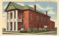Manteo, Built 1904, Remodeled 1933