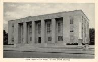 Kinston, Built 1939, Arch- A. Mitchell Wooten and John J. Rowland, Contr- T. A. Loving (WPA)