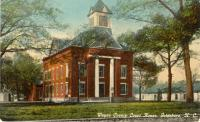 Goldsboro, Built 1850, Arch- County Commissioners, Contr- John E. Becton and Joseph Kennedy