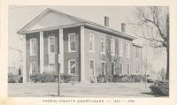 Yadkinville, Built 1855 with 1905 addition, Arch/Contr- B. F. Smith Fireproof Constr. Co.