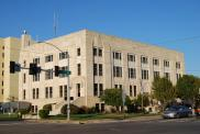 *Chickasha, Built 1934, Arch- Layton, Hicks and Forsyth, Contr- Harmon Constr. Co.
