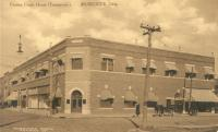 Muskogee, Temporary courthouse building.