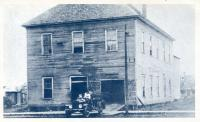 Sallisaw, Early Courthouse, Indian Territory