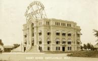 Bartlesville, Built 1913, Arch- P. H. Weathers, Contr- Inland Constr. Co. (Now Office Bldg.)