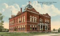 Woodward, Built 1901, Arch- J. W. McNeal and J. R. Cottingham, Contr- J. C. Blair Constr. Co.