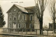 Union, Former courthouse site, Built 1893