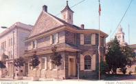 Chester, Built 1724, Contr- Clarence Blazer