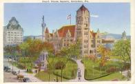 Scranton, Built 1884 with 1896 addition, tower remodeled 1929