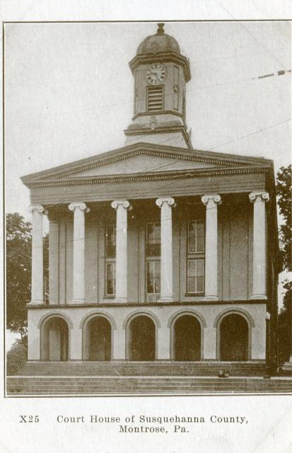 courthousehistory.com | a historical look at out nation's county courthouses  through postcards
