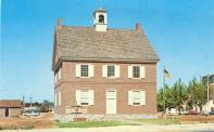 York, Restoration of 1754 courthouse