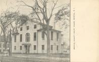 Bristol, Built 1816 with additions in 1836 and 1935, Arch- Wallis E. Howe