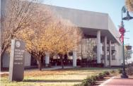 *Columbia, Justice Center, Built 1978, Arch- Geiger-McElveen-Kennedy, Contr- Congaree Constr. Co.
