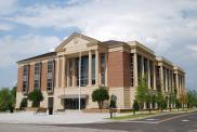 *Sumter, Justice Center, Built 2011, Arch- Stevens & Wilkinson, Contr- Thompson Turner