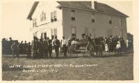 Buffalo, Laying of cornerstone 1911