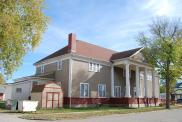 *Flandreau, Built 1882, Contr- M. B. Simpson (now a church)