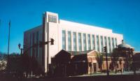*Nashville,  Adolphus A. Birch Justice Center, Built 2006, Arch- gresham, Smith & Partners, Contr- Bell & Assoc. Constr. Co.