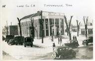 Tiptonville, Built 1904, Remodeled 1935, Contr- H. J. McGuire & Co.