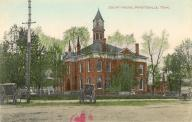 Fayetteville, Built 1873, Arch- W. J. Davidson, Contr- W. T. Moyers, J. A. Albright & W. E. Turley