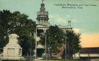 Murfreesboro, Built 1859 with additions in 1908, Arch- James H. Yeaman, Contr-  E. E. Dandridge & 1912.