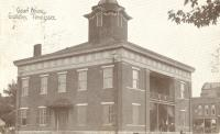 Gallatin, Built 1839, Enlarged 1867