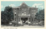 Hartsville, Built 1906  after 1905 fire, Arch/Contr- F. M. Winn