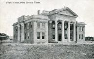 Port Lavaca, Built 1911, Arch- W. Chamberlain & Co., Contr- Falls City Constr. Co.