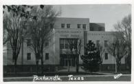 Panhandle, Built 1950, Arch- J. C. Berry, Kerr and Kerr, Contr- Neill Singleto