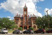 *Cuero, Built 1897, Arch- A. O. Watson and Eugene T. Heiner, Contr- M. Clark & Co.