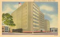 Houston, Built 1952, Arch- Finger & Rustay, Contr- Manhattan Constr. Co. (Now Juvenile Court)