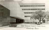 Edinburg, Built 1954, Arch- R. Newell Walter, Contr- Noser Constr Co.
