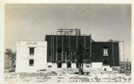 Port Arthur, Satellite courthouse being built in 1935, Arch- Fred C. Stone, Charles L. Wignall, Llewellyn W. Pitts
