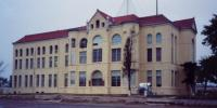 *Karnes City, Built 1894, Remodeled 1924, Arch- Henry T. Phelps, Contr- San Antonio Constr. Co.