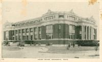 Groesbeck, Built 1924, Arch- R. H. Stuckey with Midwest Eng. Co., Contr- William M. Rice Constr. Co.