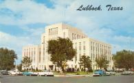 Lubbock, Built 1950, Arch- Haynes & Kirby, Contr- Robert E. McKee