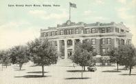 Tahoka, Built 1916, Arch- William M. Rice, Contr- A. Z. Rodgers