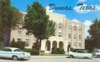 Dumas, Built 1930, Arch- Berry & Hatch, Contr- C. S. Lambie & Co.