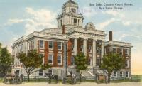 San Saba, Built 1911, Arch- Walter Chamberlin & Co., Contr- Falls City Constr. Co.