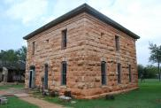 *Buffalo Gap, Former courthouse site, Built 1880, Arch- Martin Byrnes & Johnson
