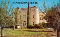 Sanderson, Built 1906, Remodeled 1930, Arch- Henry T. Phelps, Contr- C. M. Breeding