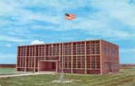Zapata, Built 1953, Contr- W. B. Uhlhorn, Razed after 2006 courthouse built