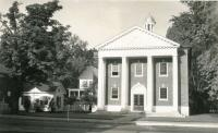 Bennington, Built 1936 (replica of earlier 1846 courthouse), Arch- Alfred Olivia St. Jean, Contr- WPA