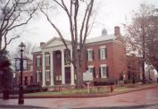 *Charlottesville, Built 1803 with additions 1859, 1880, 1938 and 1963, Arch- Johnson, Craven and Gibson