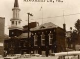 Alexandria (Independent City), Built 1871, Arch- Adoph Cluss, Contr-Edward H. Delahay