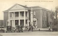 Martinsville, Built 1824 with 1890 addition, Remodeled 1929