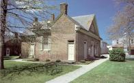 Mathews, Built 1830