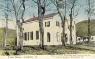 Lovingston, Built 1809, Arch- Sheldon Crostwait, Contr- George Varnum