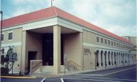 *Harrisonburg, Justice Center, Built 1993, Arch- McClintock & Assoc. and I. V. Harris Assoc., Contr- Howard Shockey & Sons, Inc.