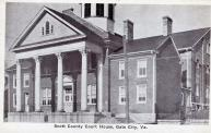 Gate City, Built 1829 with additions in 1890 and 1929, Contr- Pyle Bros.